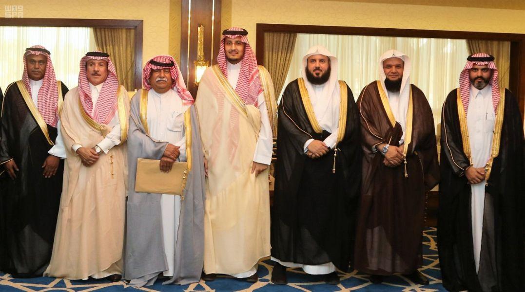 زيارة مسؤولي الجمعية لسمو نائب أمير المنطقة الشرقية