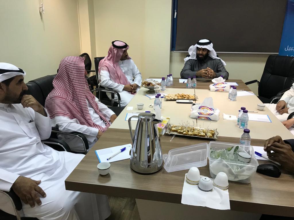 الجمعية تشارك في الإجتماع التنسيقي مع الجمعيات الخيرية